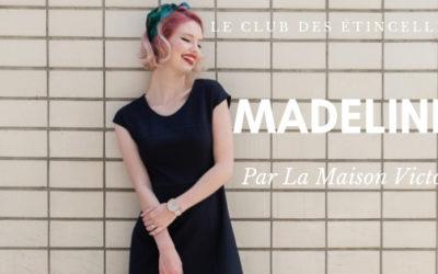 L'Atelier du mois: Madeline, petite robe d'été par La Maison Victor